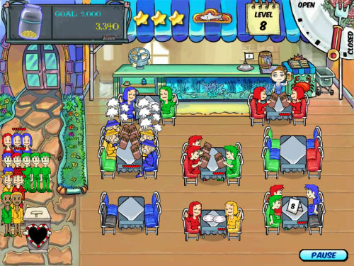 Diner Dash Online Games For Free With No Downloads