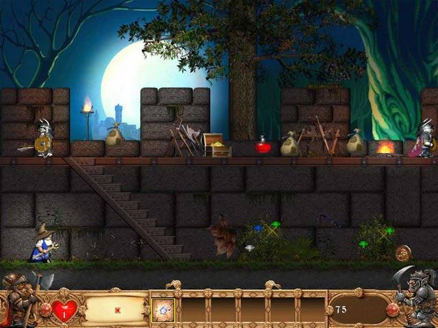Brave Dwarves 2 Free Online Games wwwfreeworldgroupcom