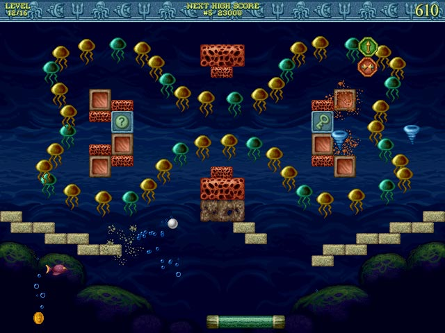 bricks of atlantis free online game