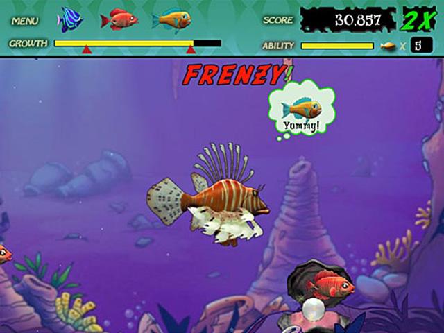 games online free feeding frenzy 2