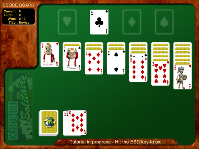 Top 10 Solitaire : Free Online Games - www.freeworldgroup.com