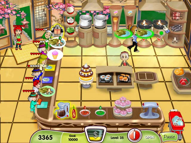 cooking mama online games