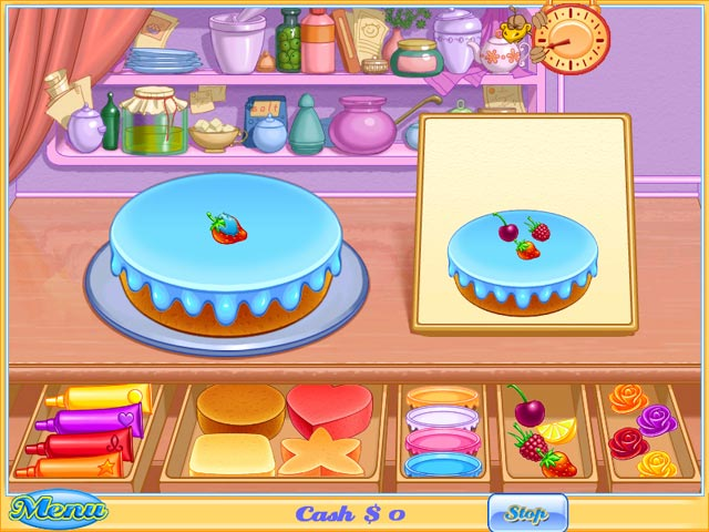 Cake mania 3 download games for All decoration games