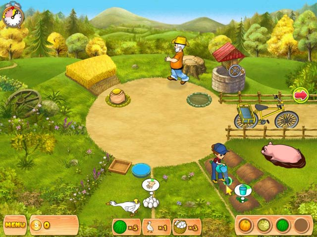farm mania 2 game free  myplaycity