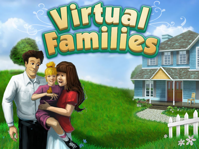 Play Online Game Virtual Families