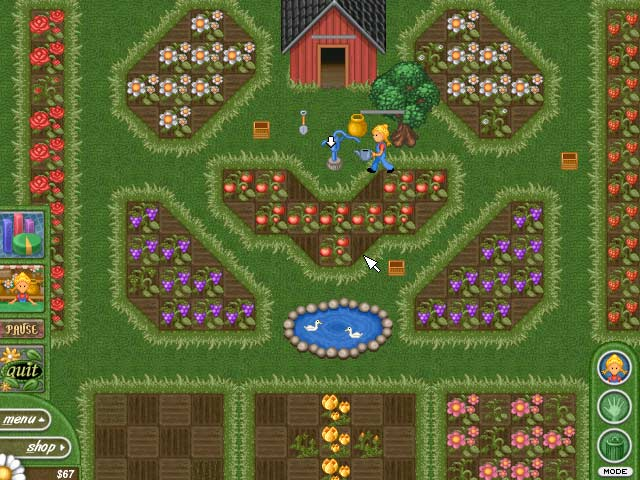 Free download alice greenfingers game or get full unlimited game.