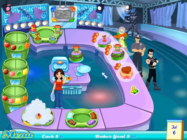 Cake Mania  Game Free Download