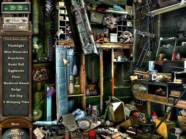 Hidden Object Games Online - No Download Required