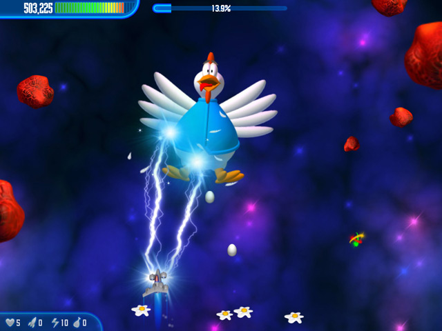 chicken invaders 4 descargar gratis completo