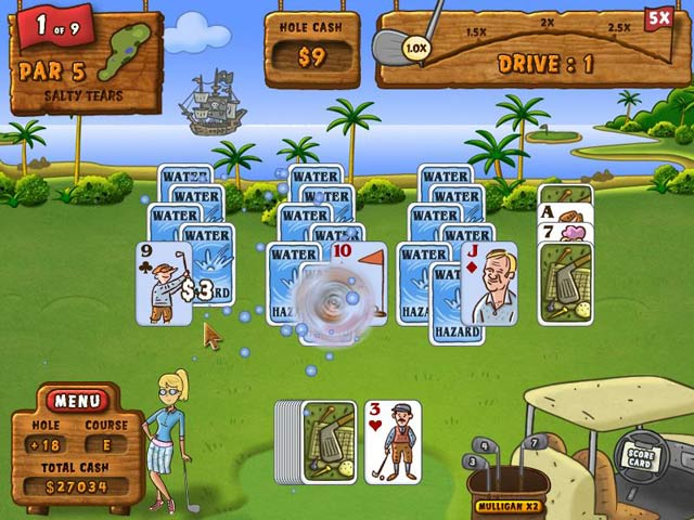 fairway solitaire free game
