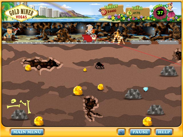 goldminer games