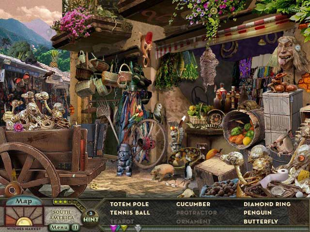Free Hidden Object Games
