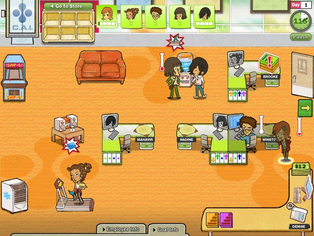 play online management games