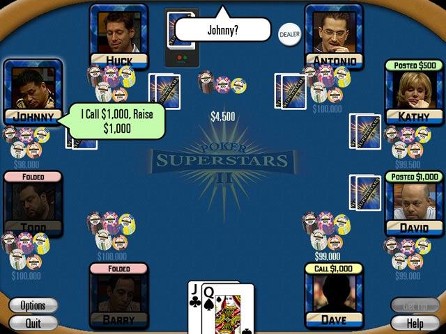 Poker superstar online x-dock slots