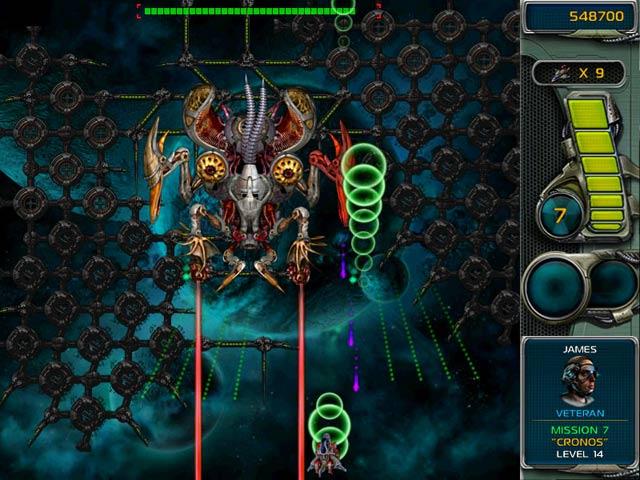 stardefender2 - Defender III MOD many coins