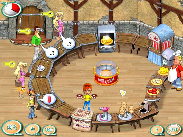 Turbo Pizza - Download Free Games for PC