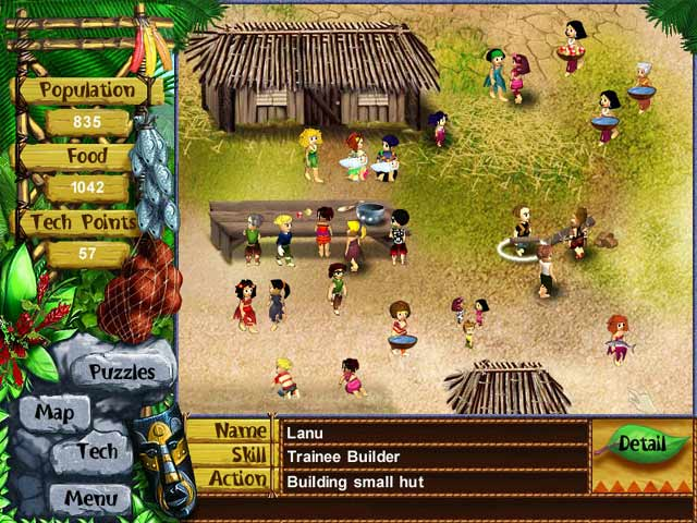 Village games online