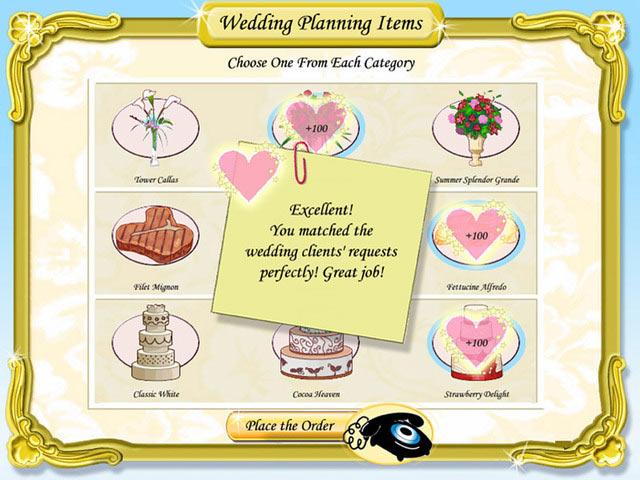 Wedding Planner Games Online